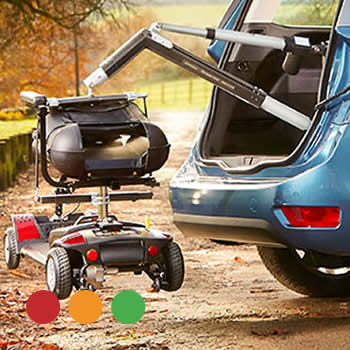 Wheelchair Boot Hoist