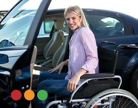Disabled Passengers - OC Cars