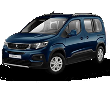 Peugeot Rifter Horizon Wheelchair Accessible Vehicles