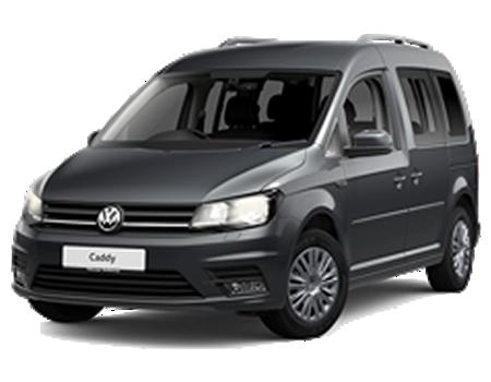VW Caddy Vista